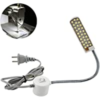 ccsfrgtrh - Lámpara de luz LED para máquina de Coser, Interruptor de pie magnético para Coser