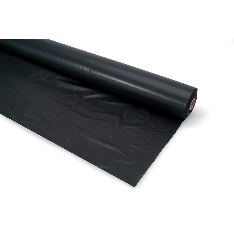 Darice Bulk Buy DIY Plastic Table Roll Black 40 inches x 300 feet (1-Pack) 1167-96