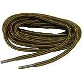 Rust w/ Black Kevlar (R) proTOUGH(TM) Boot Shoelaces 2 pair pack