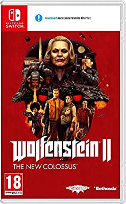 Nintendo Wolfenstein II: The New Colossus, Switch vídeo - Juego ...