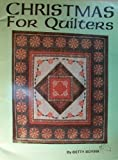 Christmas for Quilters, Betty Boyink, 0925623059