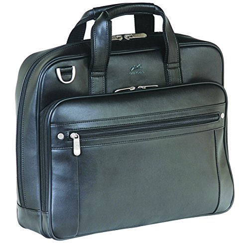 mancini-single-compartment-156-inch-briefcase-for-laptop-and-tablet-black-under-seat