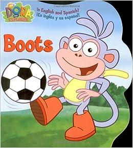 Boots (Dora the Explorer) Lauryn Silverhardt, Thompson Bros