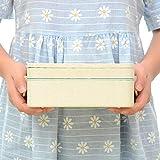 Sino Banyan Bento Box,Leakproof,Eco Friendly,Microwave Dishwasher Safe,Green