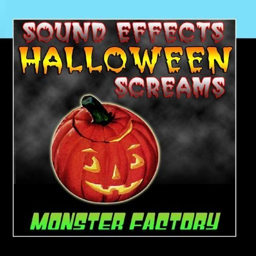 Sound Effects Halloween Screams by Monster Factory