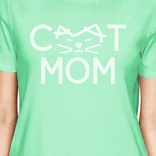 Camiseta para 365 manga corta Printing mujer Mam Talla de wrwOXTx