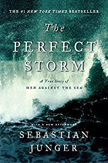 amazoncom fire  sebastian junger books the perfect storm a true story of men against the sea