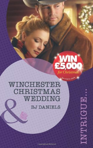 book cover of Winchester Christmas Wedding