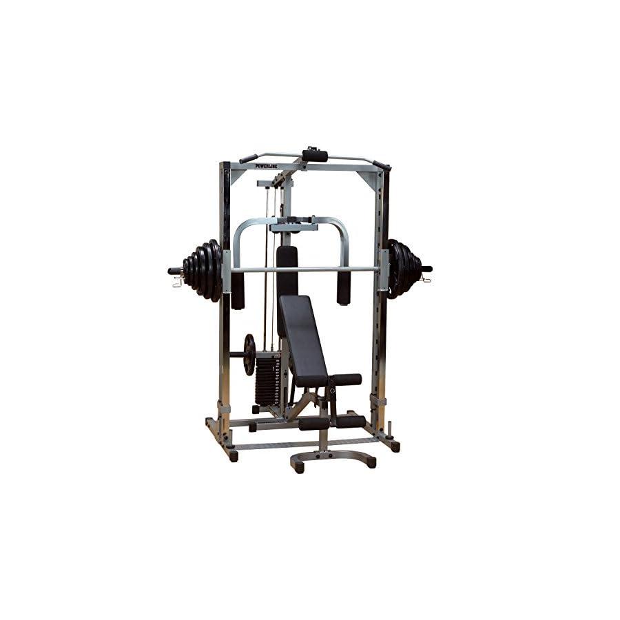 Powerline PSM1442XS Smith Machine Package