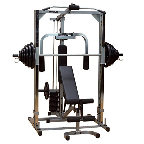 Powerline PSM1442XS Smith Machine Package by Powerline