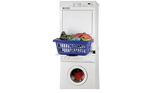 Zwischenbaurahmen waschsäule für waschmaschine und trockner mit