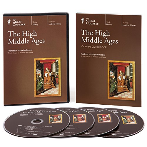 Amazon com: The High Middle Ages: Philip Daileader, The