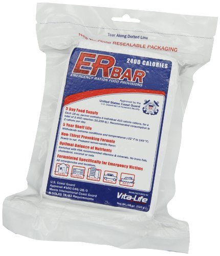 Er emergency ration 2400 calorie emergency food bar for for Er food bar 3600 calorie