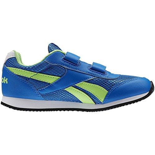 Entrainement Cljog Blanc Solaire Sport Bleu de Chaussures Bleu Noir Running Royal Vert Garçon Reebok Blanc 2 2v Blck Vert 0q51SBPw