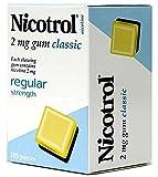 Nicotrol Nicotine Gum 2mg Classic Flavor 10 Boxes 1050 Pieces