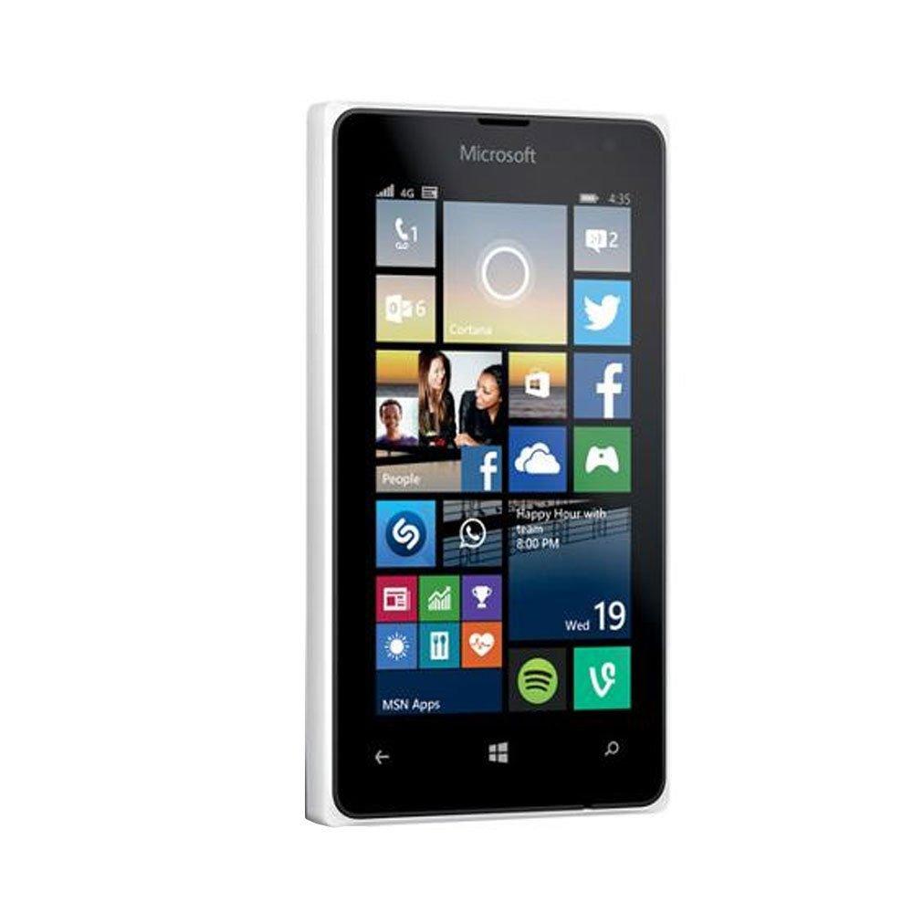 Microsoft Lumia 435 Windows 8 GSM Smartphone, No Contract, T-Mobile, White by Microsoft (Image #2)