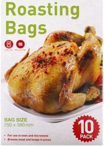 10 x Bolsas para asar, congelar, hervir en la bolsa en el ...