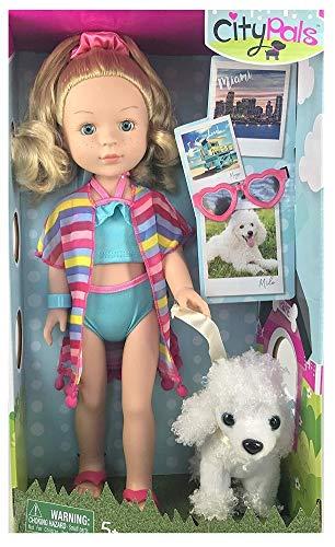 City Pals Doll Miami Maya 14.5
