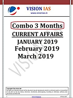 Amazon in: Buy [Updated 2019] PT 365 Vision IAS Current Affairs [7