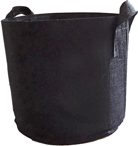 5-gallon-grow-bag-fabric-pots-with-handles-5-pack-outdoor-black-container-gardening-planter-pot-for-