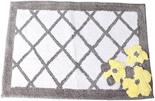 SKL Home by Saturday Knight Ltd. Spring Garden Rug, Gray