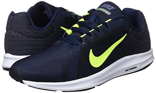 Obsidian Homme 007 Downshifter Nike 8 Multicolore Volt Course Carbon Black De Chaussures light v4w6qwx