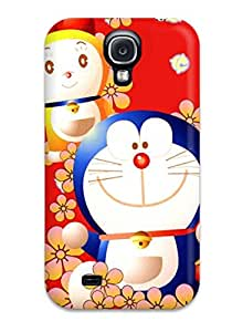 Galaxy S4 Cover Case - Eco-friendly Packaging(doraemon)