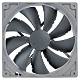 Noctua NF-P14s redux-1500 PWM, 4-Pin, High Performance Cooling Fan with 1500RPM (140mm, Grey)