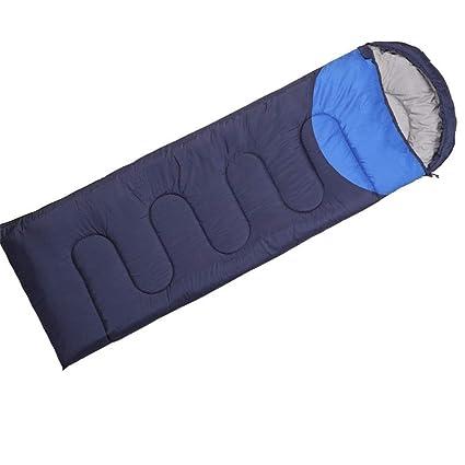 LEOO Saco de Dormir para Acampar, Rectángulo liviano portátil/Mamá Saco de Dormir con