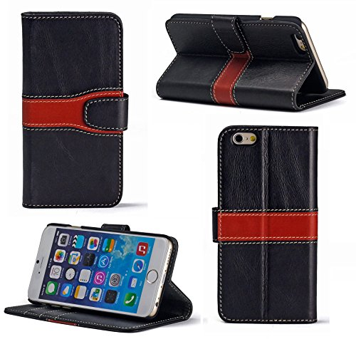 iphone 4 case wallet red - 4