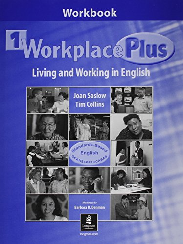 Workplace Plus 1 Workbook: Living and Working in English