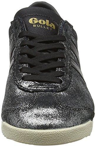 Black Femme Black Bullet Baskets Gola Bbk Noir Glitter nZ7qI6B