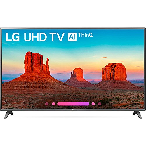 LG 70 inch 4K UHD HDR Smart LED TV – 70UJ6570