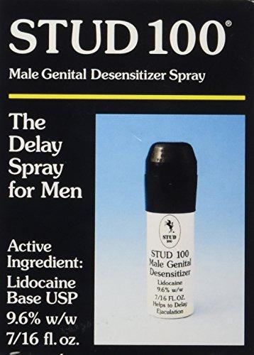 Stud 100 Male Genital Desensitizer Spray 7/16 fl oz