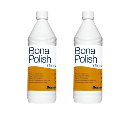 Bona 2 x Polish Gloss 1 L
