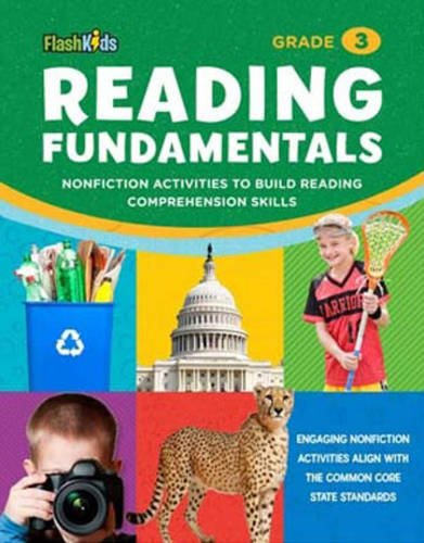 Reading Fundamentals: Grade 3: Nonfiction Activities to Build Reading Comprehension Skills (Flash Kids Fundamentals)