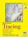 """Strathmore 300 Tracing Pad, 11""""x14"""" Tape Bound, 50 Sheets"""