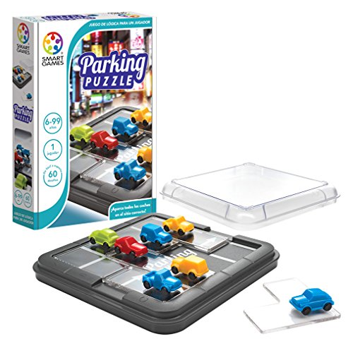 SmartGames SG434ES Parking Puzzler