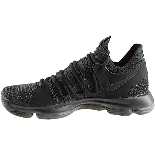 205a86c26be6 Nike Mens - Zoom KD10 - Triple Black - 897815-004  Amazon.co.uk  Shoes    Bags