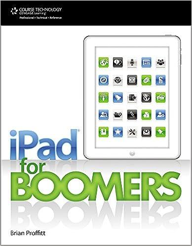 iPad for Boomers