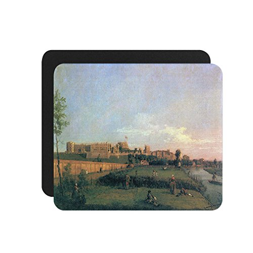 Windsor Castle (Canaletto) Computer Laptop Mouse - Windsor Optical