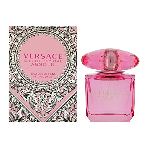 VERSACE Bright Crystal Absolute Eau de Parfum, 1 Fluid Ounce
