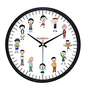 Wall Clock Werlm Stylish Simple Bedroom Living Room Mute Children 39 S Room Bedroom