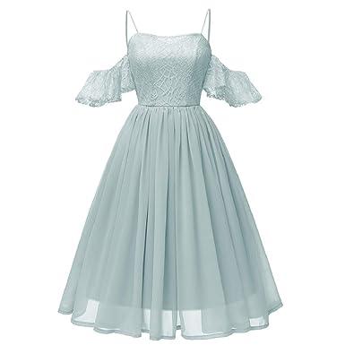 591bb60fe53b1 ドレス 大きいサイズ 秋 ワンピース 肩出し Duglo レース 膝丈 キャミワンピース 花柄 レディース