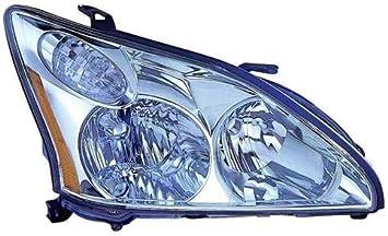 Amazon Com Go Parts For 2004 2009 Lexus Rx330 Front Headlight Assembly Housing Lens Cover Right Passenger Side 81110 0e010 Lx2503135 Replacement 2005 2006 2007 2008 Automotive