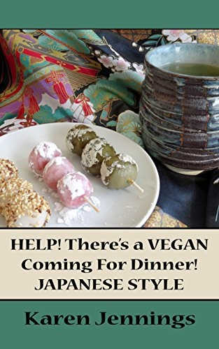 HELP! There's A VEGAN Coming For Dinner - Japanese Style