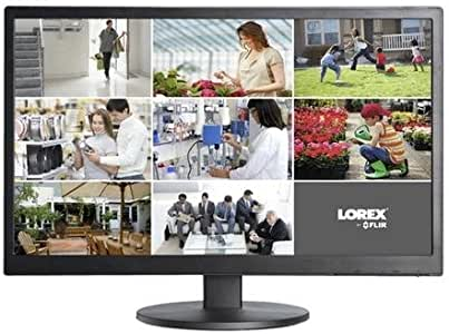 Lorex 4K Monitor 43 inch widescreen LED monitor for security camera systems