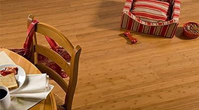 Bamboo Flooring Classic Carbonized Horizontal