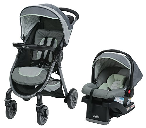 All In One Car Seat And Baby Stroller - 3