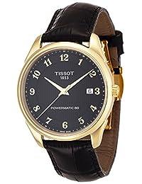 Tissot Vintage Powermatic 80 18 K Gold Men's Watch T9204071605200